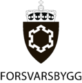 Forsvarsbygg logo