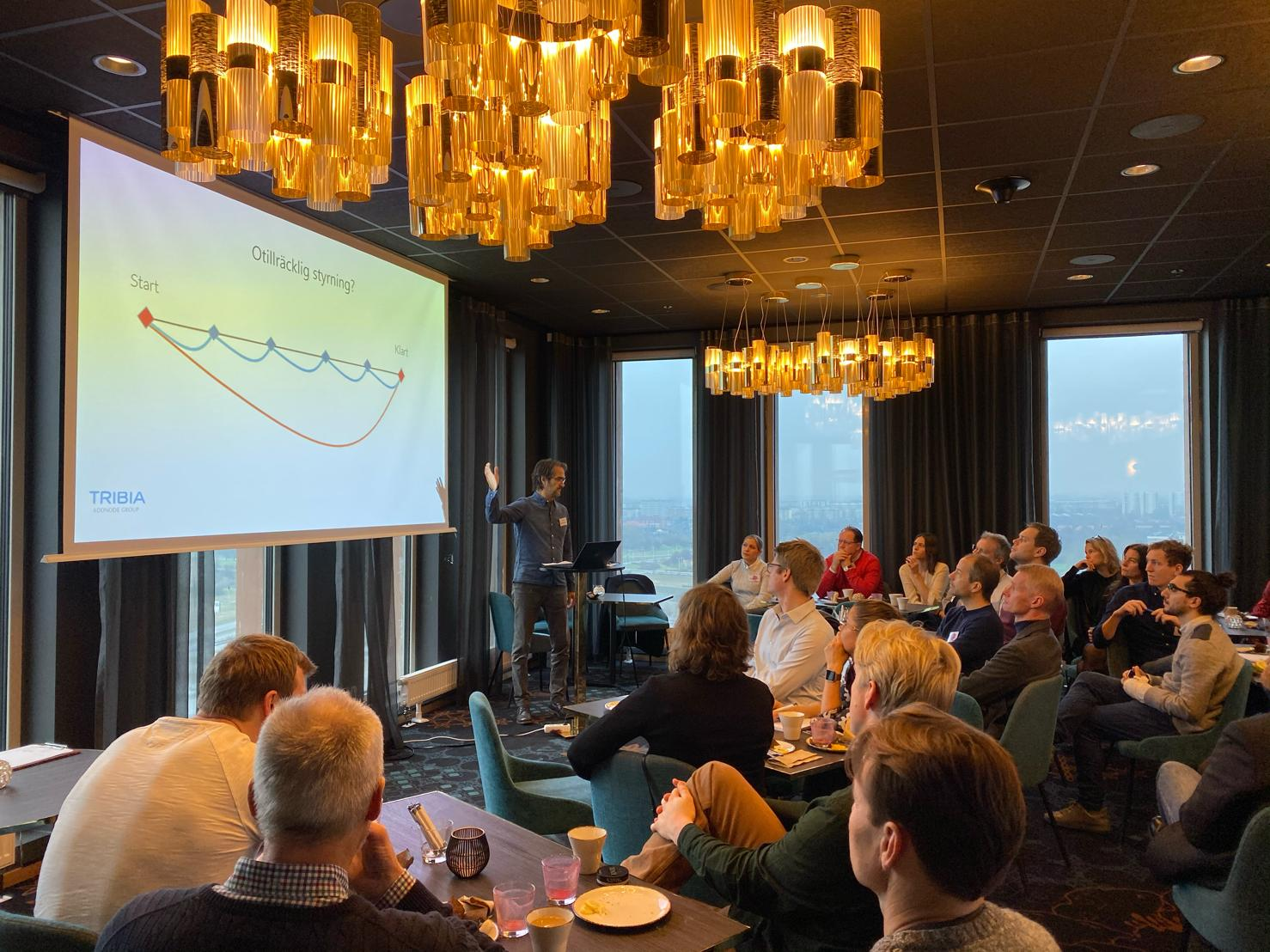 4/2 - Breakfast Seminar in Gothenburg - Efficient meetings in construction projects!